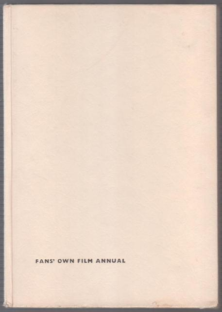 The Fans Own Film Annual