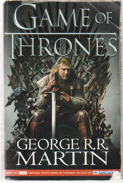 Game of Thrones - Book One - A Song of Ice and Fire