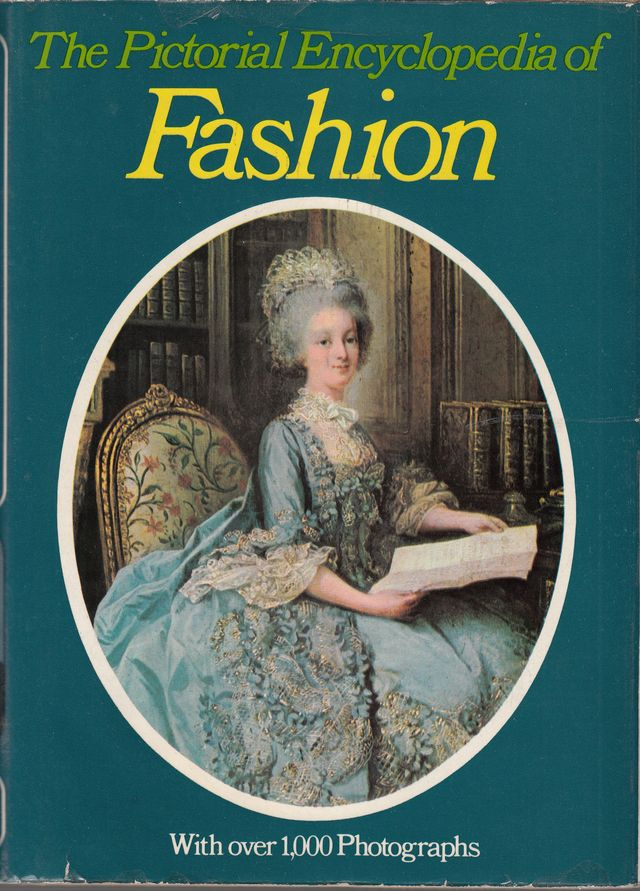 The Pictorial Encyclopedia of Fashion